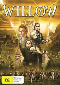 Willow - 30th Anniversary Edition DVD