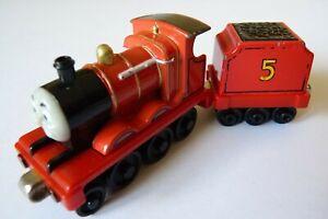 JAMES & Tender - Good Condition - Take n'Play Thomas. P+P DISCOUNT