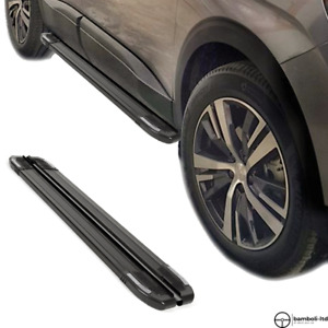 Running Board Side Step Nerf Bar for Mazda Cx9 2010 - Up  (BLACK)