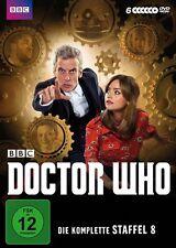 6 DVDs * DOCTOR WHO - DIE KOMPLETTE STAFFEL 8 # NEU OVP WVG