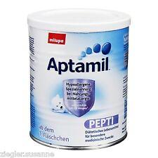 Milupa Aptamil Pepti Pulver bei Nahrungsmittelallergie Hypoallergen 1x400g