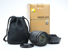 Nikon AF-S NIKKOR 24-120 mm 4.0 G ED VR + Top (219778)