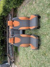 Ford Focus Xr5 Full Interior Orange