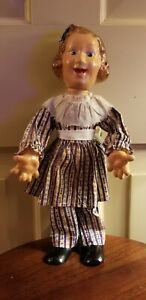 ANTIQUE IDEAL COMPOSITION FUN FLEX BABY SNOOKS DOLL