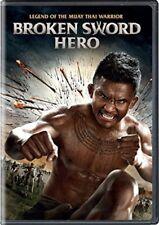 BROKEN SWORD HERO  -- Martial Arts Action movie - NEW DVD