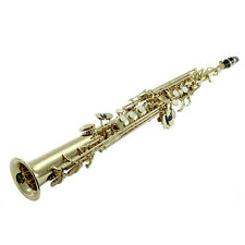 **GREAT GIFT**SKY Band Approved Soprano Saxophone w High F# Key
