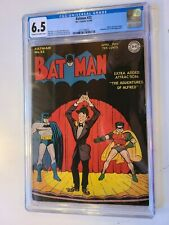BATMAN # 22 DC 1944 CGC 6.5 **ALFRED SOLO STORIES BEGIN**