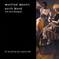 "Manfred Mann's Earth Band With Chris Thompson -  12"" Vinyl Schallplatte - 173952"