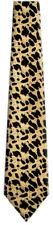 New Leopard Animal Print Neck Tie Formal Party Occasions Weddings