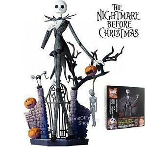Figures JACK SKELLINGTON Figura NIGHTMARE BEFORE CHRISTMAS 19 CM Figurine