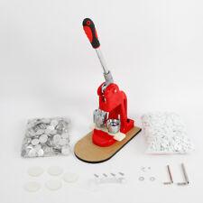 Badge Maker Machine avec 500 Boutons de Bricolage et Coupe de Cercle 32mm DE DHL