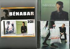 COFFRET 2CD 24T  BENABAR & LES RISQUES DU METIER  DE 2005 TRES BON ETAT