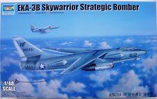 TRUMPETER 02872 EKA-3B SKYWARRIOR STRATEGIC BOMBER - 1:48 - NEU