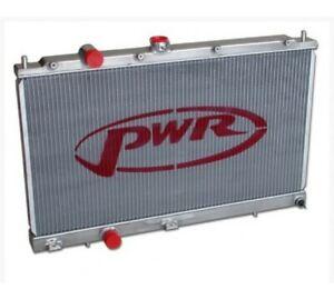 PWR Radiator 42mm fits Datsun 1600 SR20 S14/S15 PWR5988 fits Nissan 1600 1.6 ...