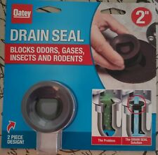 "Oatey  Drain Seal 2"" Model # 437412"