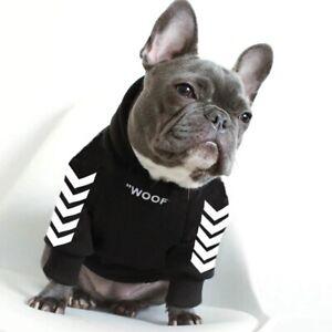 Puppy Winter Hoodie Jacket Clothes Fashion Warm Dogs Supreme Accessories Walking