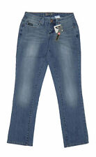 4Wards Jeans Blue Used Tapered Leg 5-Pocket-Style - Gr.18  , NEU