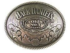 2005 Jack Daniels Old No. 7 Brand Belt Buckle by Jack Daniels 22516