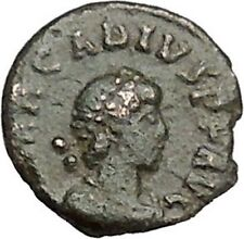 Arcadius 383AD Rare Authentic Ancient Roman Coin Wreath of success  i41135