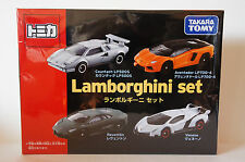 TOMICA~ Lamborghini set (LP 500S LP700-4 Reventon Veneno) 4 CAR IN BOX
