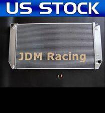 1994 - 2000 Chevy/GMC C/K Series 2 Row All Aluminum Quality Radiator DIESEL V8