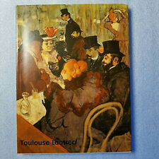 RARE 1964 TOULOUSE-LAURTREC Zinserling Leipzig English German Russian French VGC