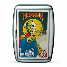 Horror 1 Retro Top Trumps Card Game 2017 Release