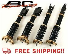 BC Racing BR Series Coilovers fits: 1989-1991 Mitsubishi Galant VR4- E39A- B-21
