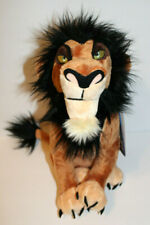 """Disney The Lion King's Scar 14"""" Plush Doll Soft Toy Brand New with Tag NWT RARE"""