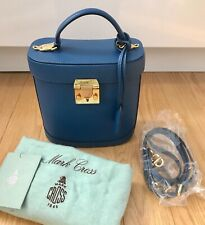 100% AUTH Mark Cross Benchley leather Tote Bag NWT
