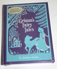 Grimm's Fairy Tales - New Leatherbound