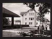 36375/ AK - Oberhof (Thür. Wald) - Richard-Eiling Heim - Erholungsheim der Zentr