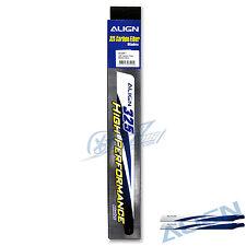 ALIGN T-Rex 450 325 Carbon Fiber Blades-Blue HD320F New