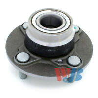 WJB WA512241 Rear Wheel Hub Bearing Assembly Interchange 512241 HA590160 BR93016