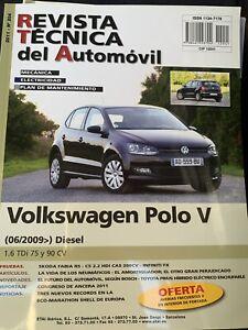 Manual De Yaller VW POLO V