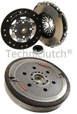 DUAL MASS FLYWHEEL DMF AND CLUTCH KIT FOR PEUGEOT 407 2.0 HDI