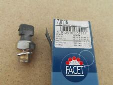 CITROEN AX  14 D 15 D    OIL PRESSURE SWITCH   FACET 7.0116