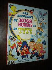 LES AVENTURES DE BUGS BUNNY ET DE TITI - 1976