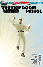 Justice League of America Doom Patrol #1 First Print Milk Wars Part One