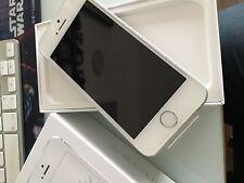 Apple iPhone SE 128GB Silber Ohne Simlock Smartphone
