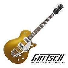 Gretsch G5438T Electromatic Pro Jet With Bigsby Gold Electric Guitar