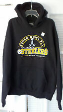 Reebok Pittsburgh Steelers Super Bowl XLV Pullover Hoodie -  Mens Large   Nice!