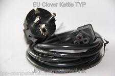 LENOVO Netzkabel 3 Pin EU Micky Maus Kleeblatt Mickey Mouse Clover Original