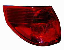 2006-2010 Toyota Sienna New Left/Driver Side Tail Light Assembly