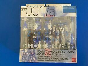 Gundam Bandai Fix Figuration #0017a Z Plus A1/C1 [Bst] Blue Version