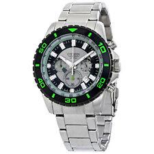 Citizen Chronograph Black Dial Mens Watch AN8030-58G