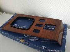 NEU NOS Mercedes-Benz W123 Abdeckung Mittelkonsole Center Console Cover ZEBRANO
