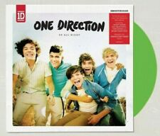 One Direction Up All Night- SHIPS IN FEB- GREEN VINYL Limited translucent LP