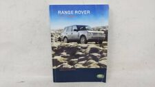 2012 Land Rover Range Rover Owners Manual 53680