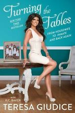 Turning the Tables Teresa Giudice Hardcover Literature Read Supply Autobiography